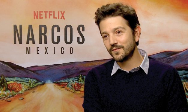 Diego Luna y su opinión sobre la nueva temporada de 'Narcos'