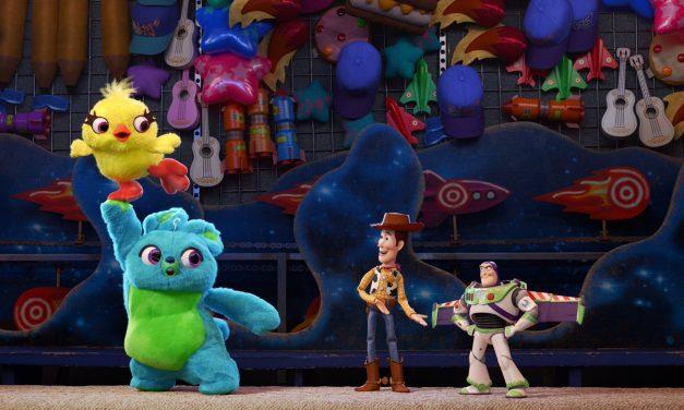 Anuncia 'Toy Story 4' a dos personajes más