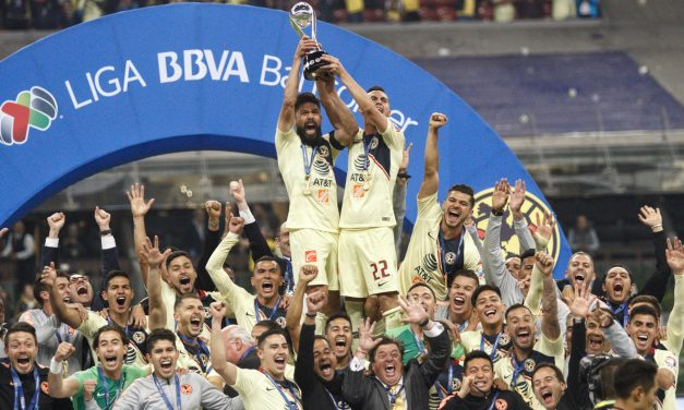 América campéon del Apertura 2018