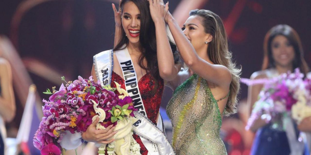 Catriona Gray de Filipinas gana Miss Universo 2018