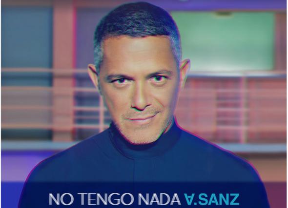 """Alejandro Sanz espectacular arranque de """"No Tengo Nada"""""""