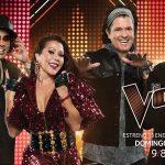 """Telemundo estrena la Primera Edición en Estados Unidos de """"La Voz""""el Domingo 13 de Enero a las 9pm/8c"""