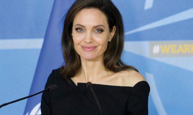 ¿Angelina Jolie será la próxima candidata?