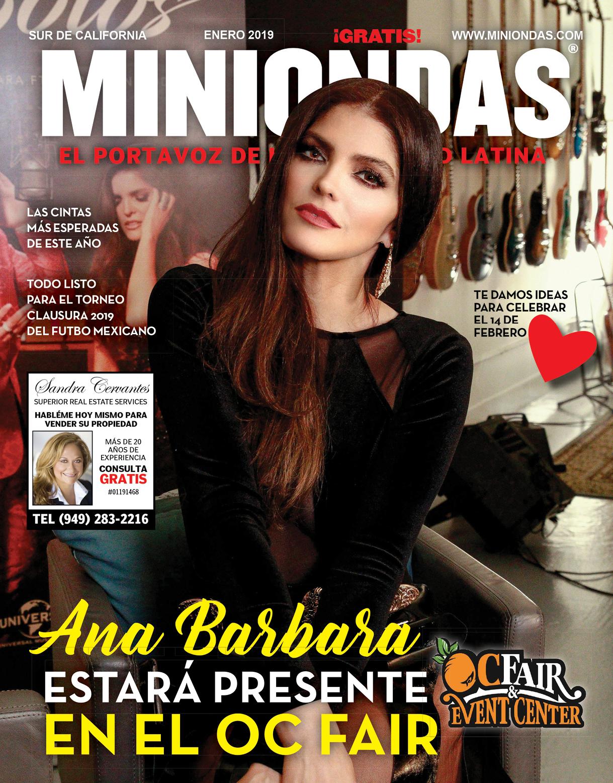 Miniondas Newspaper Edición Enero 2019
