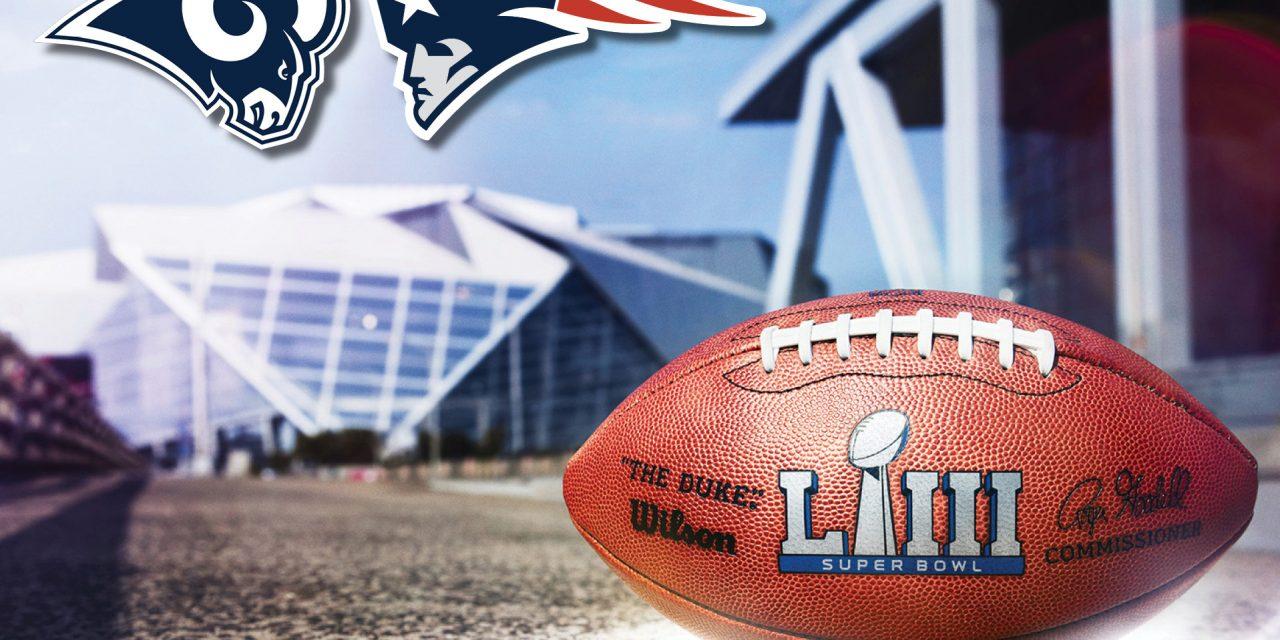 Super Bowl LIII: Experiencia contra juventud