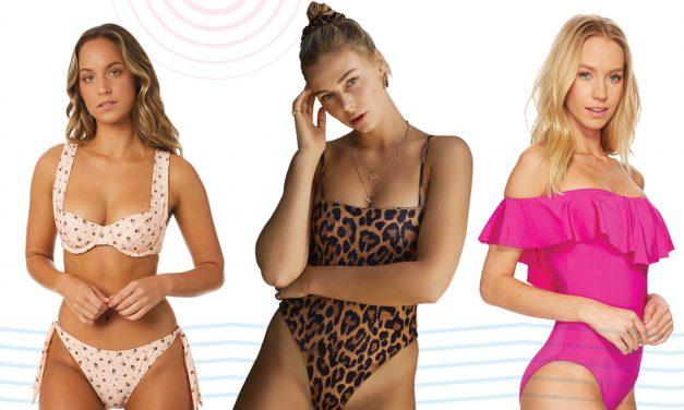 Las tendencias más hot en trajes de baño para el 2019
