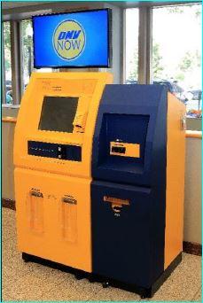 Los californianos pueden usar las terminales de autoservicio DMV Now para realizar más transacciones