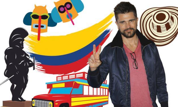 """Juanes supera los 22 millones de reproducciones en youtube con el tema """"La Plata"""""""