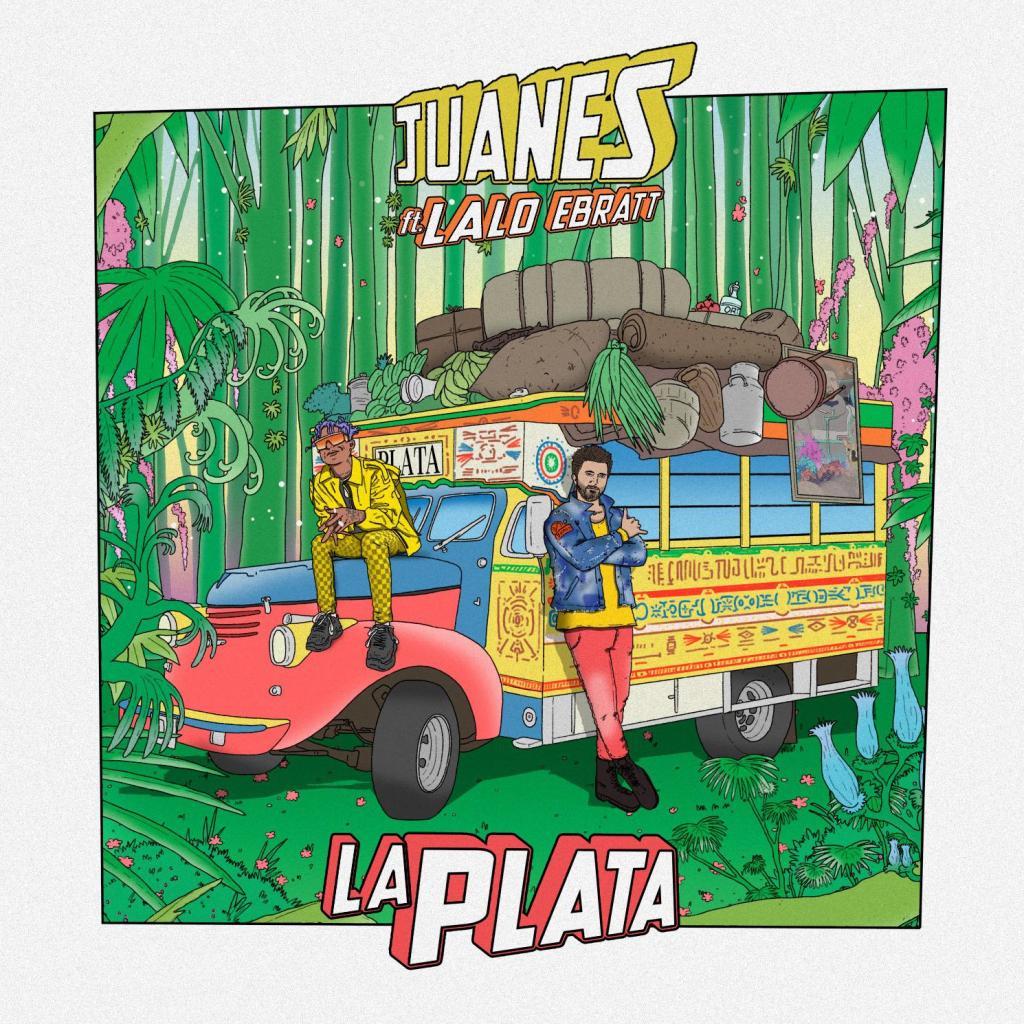 """""""La Plata"""", la nueva canción de Juanes con la que rinde tributo a su natal Colombia"""