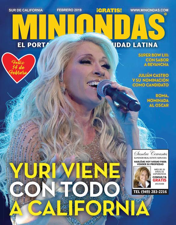 Miniondas Newspaper Edición Febrero 2019