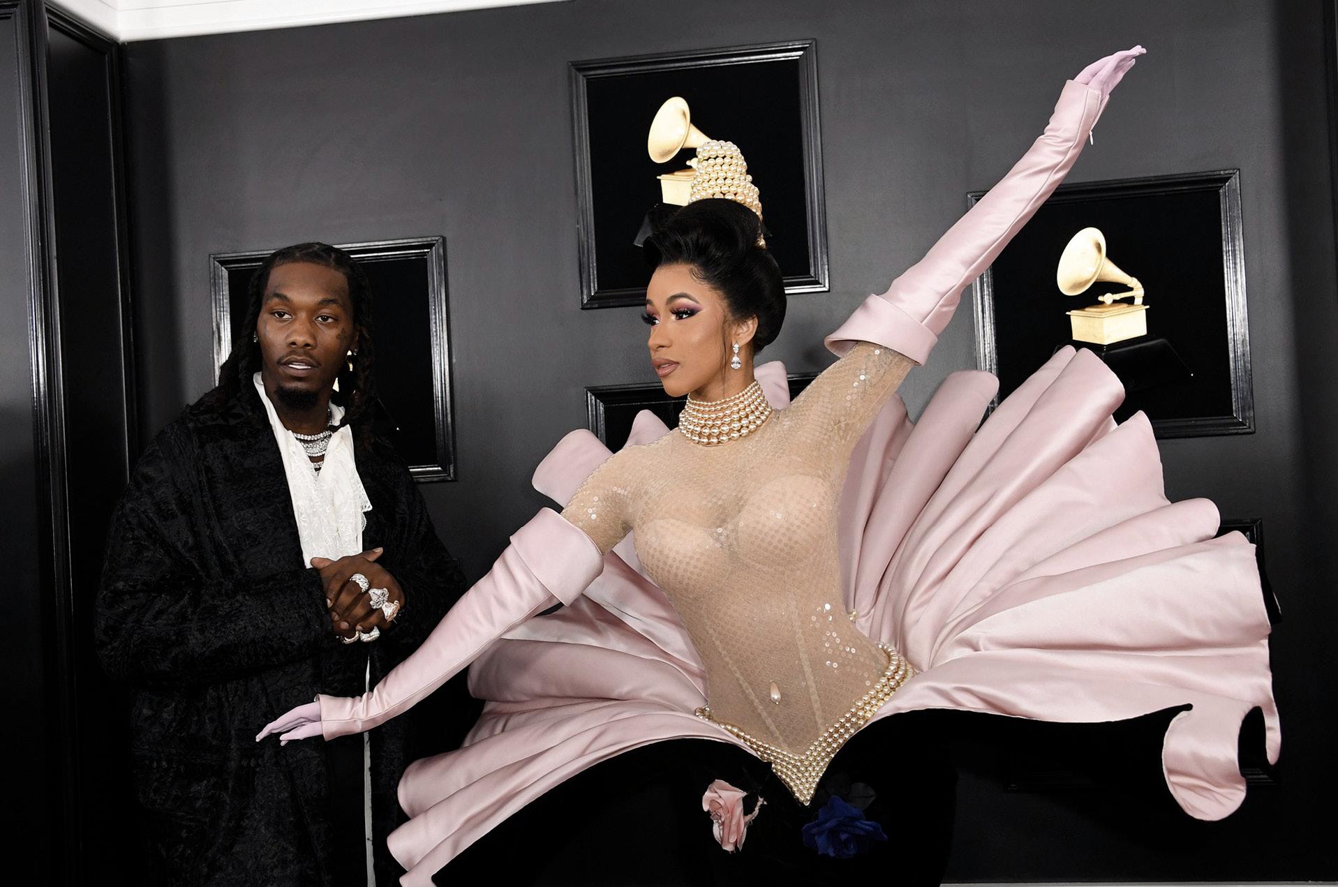 """Cardi B, ganó el premio por el mejor álbum de rap por """"Invasion of privacy"""""""