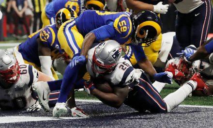 Patriots obtiene su sexto título de Super Bowl