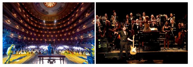 Juanes regresa a la frontera Colombo-Venezolana para presentarse en el evento «Música por Venezuela, Ayuda y Libertad»