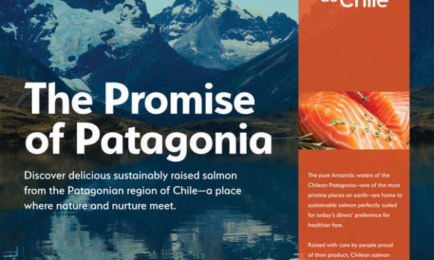 """El Consejo Chileno de Comercialización del Salmón anuncia una nueva campaña enfocada en la Patagonia, """"La Promesa de la Patagonia"""", en Seafood Expo North America"""
