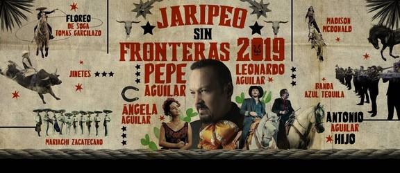 Pepe Aguilar presenta: Jaripeo Sin Fronteras 2019