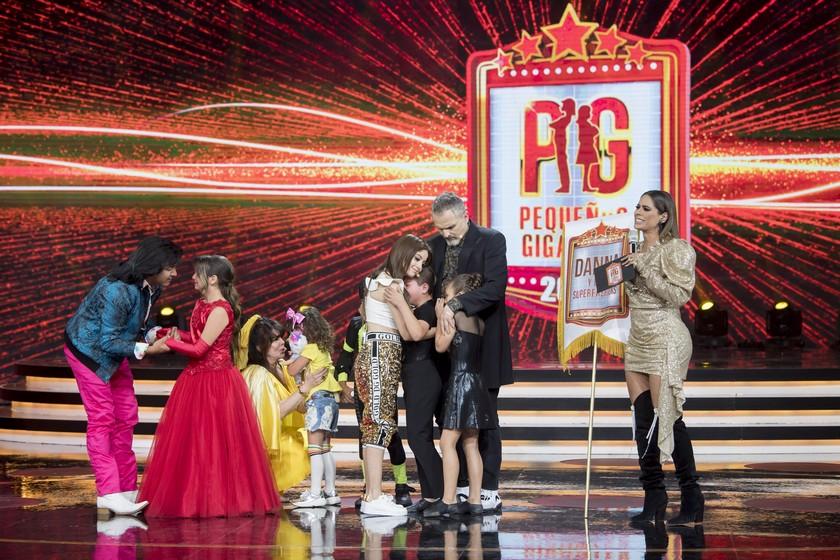 Pequeños Gigantes 2019 Sexta Gala