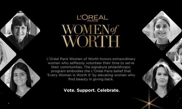 L'Oréal Paris comienza la búsqueda de las Women of Worth 2019