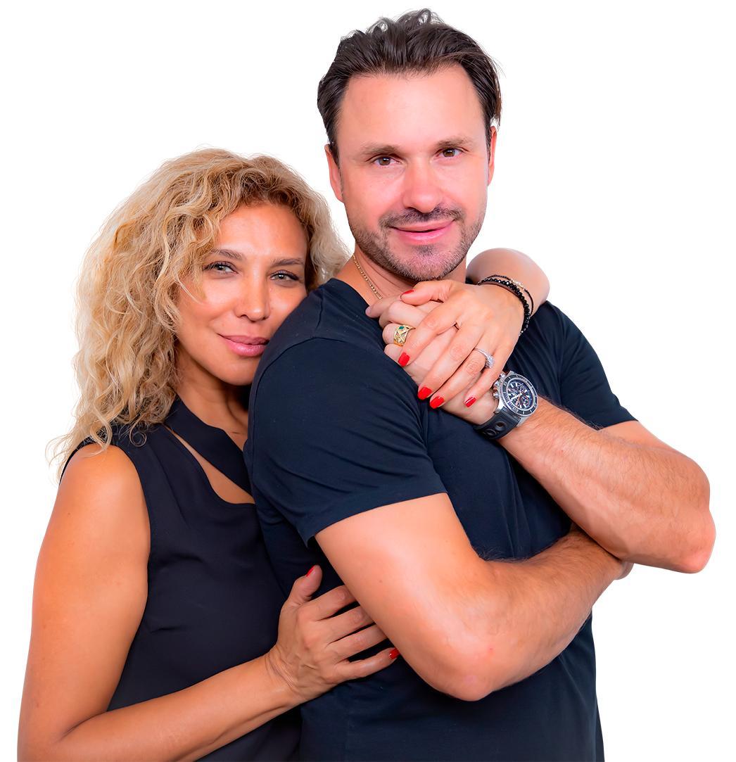 Inseparables, amor al límite es el nuevo reality show conducido por Diego De Erice
