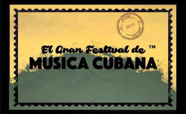 Segerstrom Center for the Arts presenta El Gran Festival de Musica Cubana
