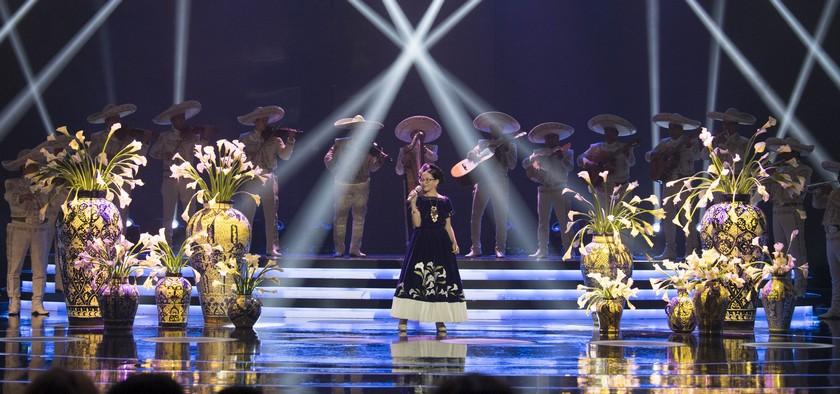 Pequeños Gigantes 2019 Octava Gala