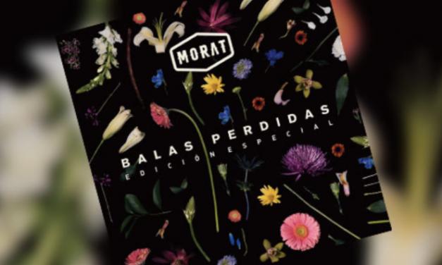 MORAT Debuta en el Top 5 de iTunes con la edición especial de su álbum Balas Perdidas