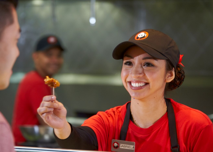Panda Express continúa Ofreciendo Más de 550 Plazas de Trabajo Esta Semana en Los Ángeles