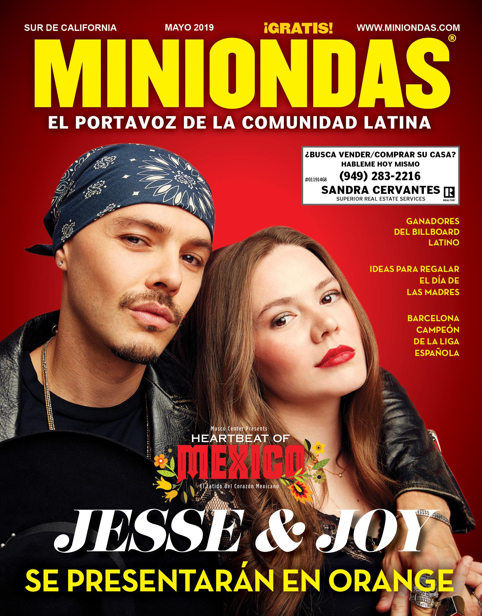 Miniondas Newspaper Edición Mayo 2019