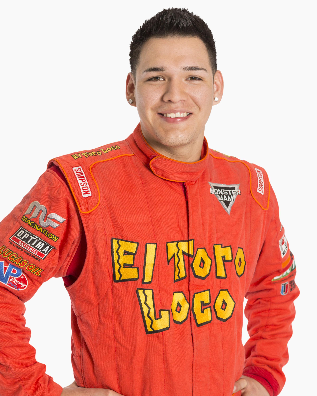 Armando Castro es el Speedster Racing Champion de Monster Jam