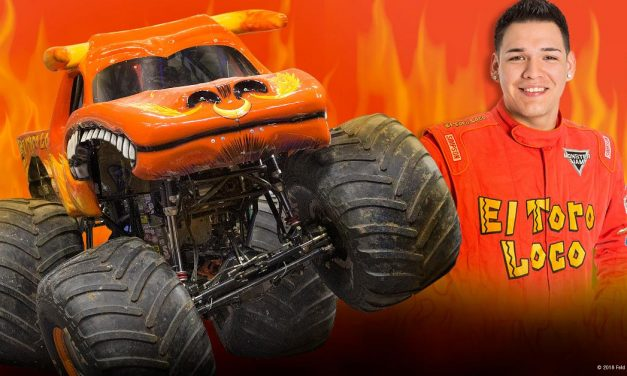 Armando Castro es el Speedster Racing Champion de Monster Jam