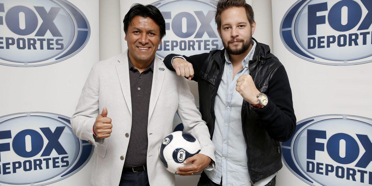 Claudio Suarez y Raoul Ortiz se unen a la nueva aventura de FOX Deportes
