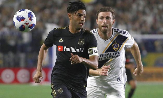 Carlos Vela encabeza la lista de convocados para el juego de estrellas de la MLS