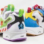 Lanza Reebok tenis inspirados en 'Toy Story'