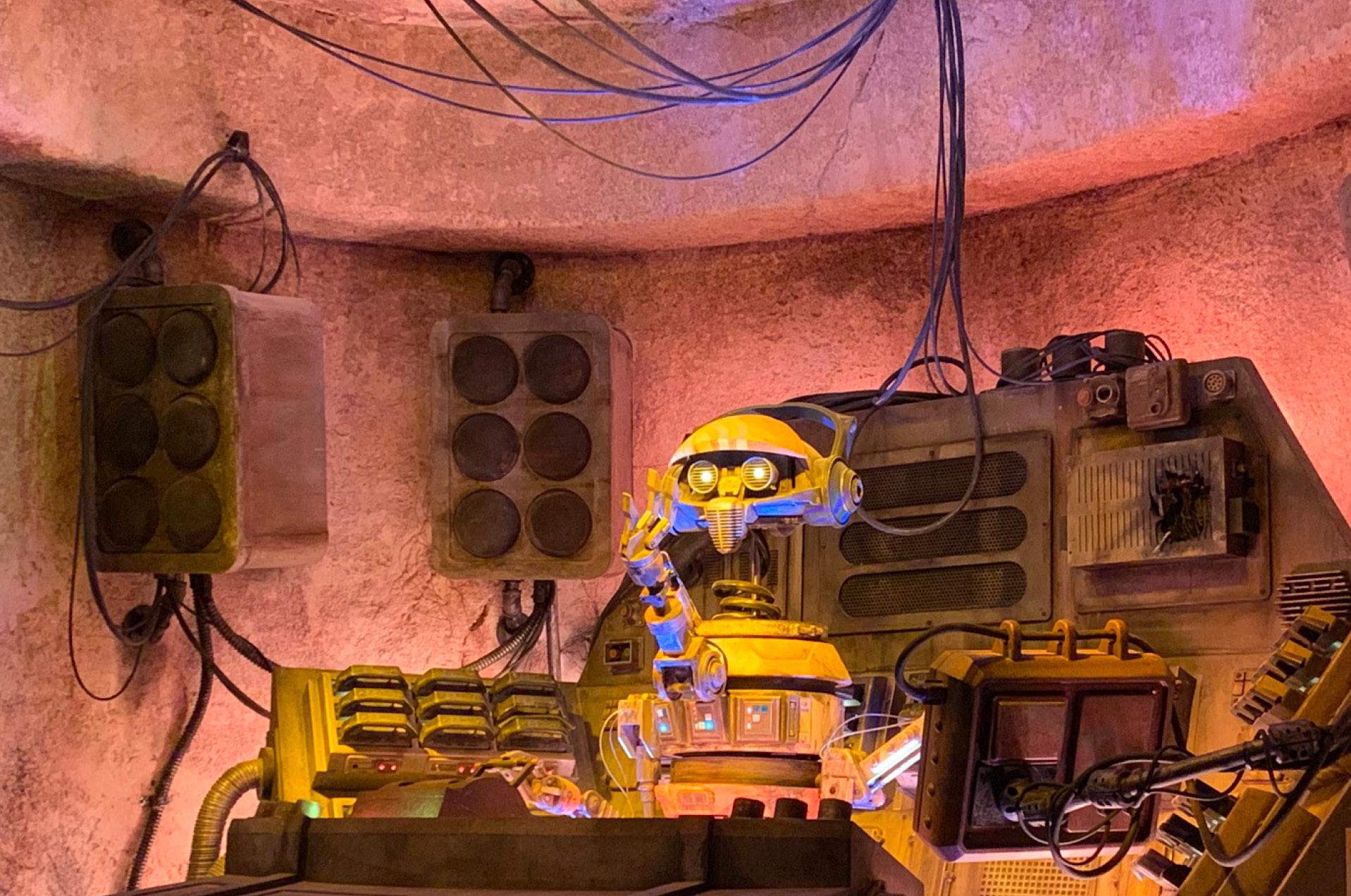 Star Wars: Galaxy's Edge simplemente sorprendente