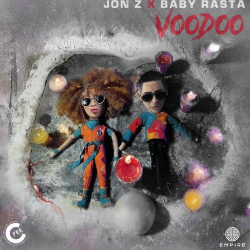 Jon Z X Baby Rasta se unen para hacer historia con el tema «VOODOO»