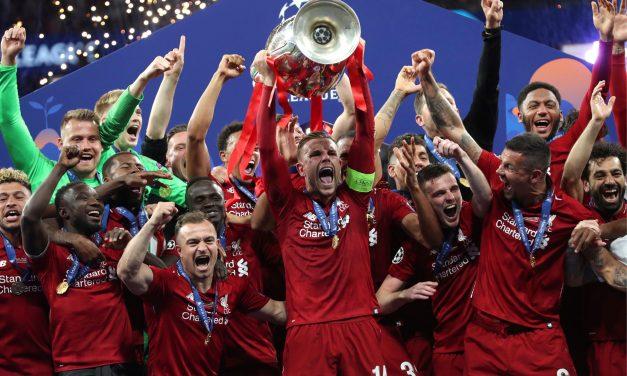 Liverpool vence 2-0 al Tottenham Hotspur en la final de la Champions