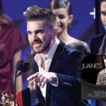 Juanes será reconocido en los Latin Grammy