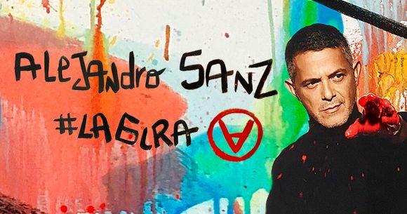 Alejandro Sanz se presentará en Los Angeles el 29 de Septiembre como parte de #LaGira en US