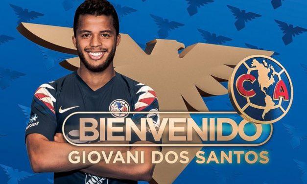 Giovani dos Santos: nuevo refuerzo del América