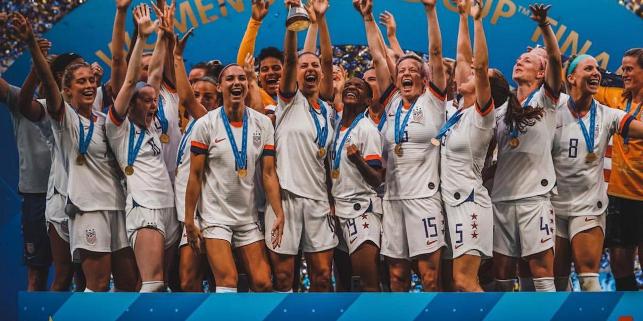 Estados Unidos es campeón del Mundial Femenil Francia 2019