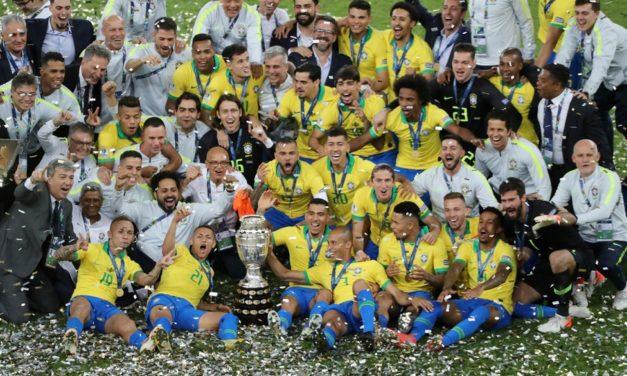 Brasil es campeón de la Copa América 2019