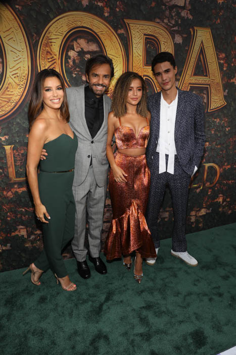 Dora and the Lost City of Gold – Alfombra Roja en Miami