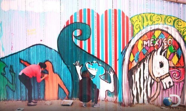 «MUROS» presenta conmovedoras historias humanas detrás de las fronteras más famosas del mundo