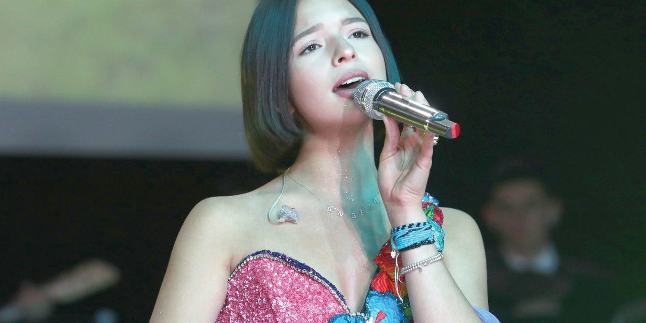 La Hija de Pepe Aguilar sorprende al cantar 'Shallow' de Lady Gaga