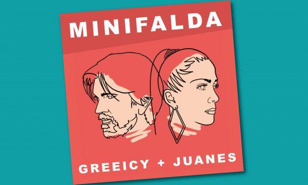 Greeicy y Juanes se unen para presentar «Minifalda»