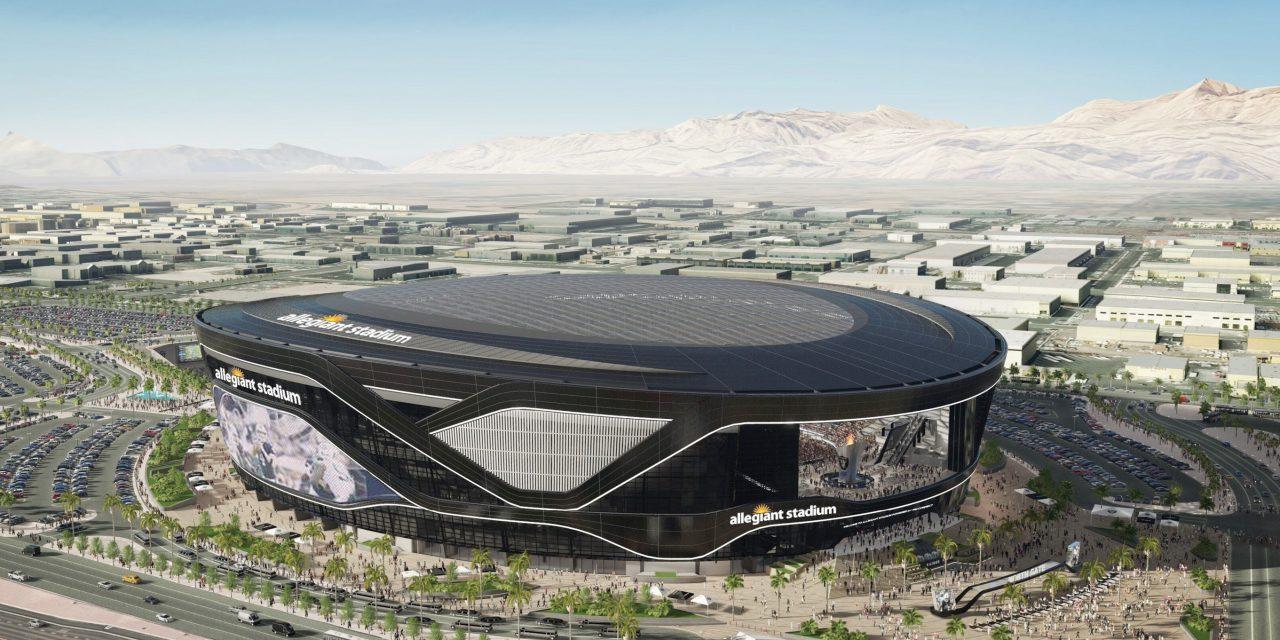 Así será el nuevo estadio de Las Vegas Raiders de la NFL