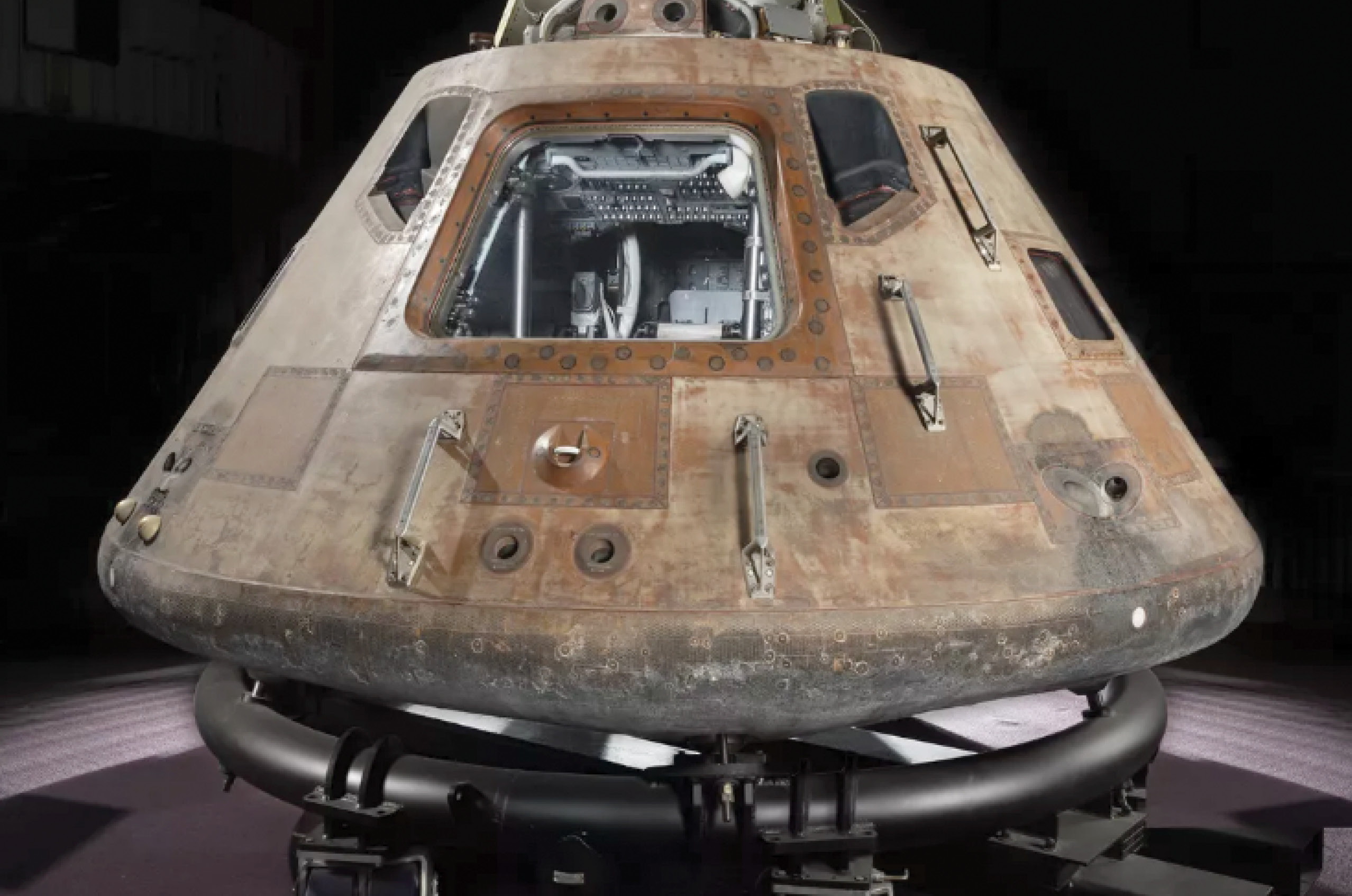 Se cumplen 50 años de la llegada del hombre a la Luna