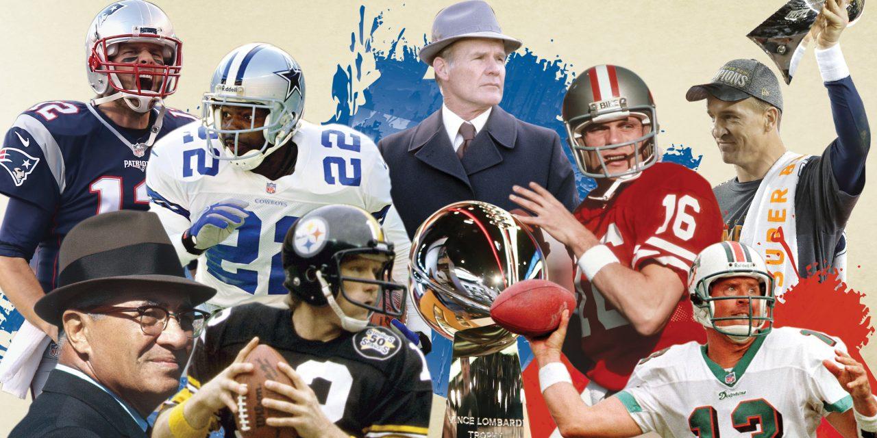 La NFL, cien años de historia