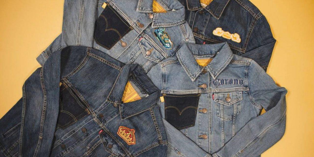 Corona y Levi's se unen para crear una línea de ropa de edición limitada