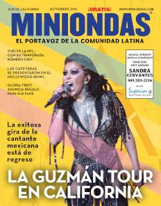 Miniondas Newspaper Edición Septiembre 2019