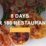 La Semana de los Restaurantes de San Diego vuelve por otros 8 días de comidas refinadas con nuevas características exclusivas para crear la semana de los restaurantes a su gusto